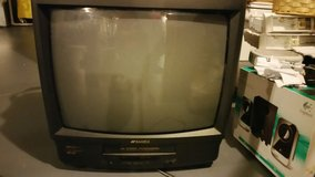 "REDUCED!! SANSUI 19"" TV WITH VCR in Fort Knox, Kentucky"