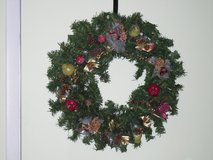 "22"" wreath in Glendale Heights, Illinois"