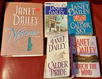 Lot of 5 Books-Janet Daily-1 Hardbound-Paperbacks in Yucca Valley, California