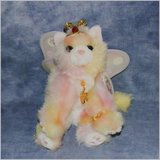 REDUCED! ANGELIQUE AURORA ANGEL CAT with TAGS TOY COLLECTIBLE in Travis AFB, California