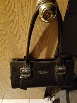 Prada purse brown in Lockport, Illinois