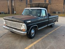 1967 Ford Truck in Fort Polk, Louisiana