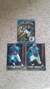 3 - Jacksonville Jaguars FATHEADs in Camp Lejeune, North Carolina