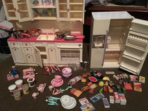 Miniature Kitchen set for Barbies in Clarksville, Tennessee