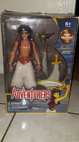 Disney Classic Prince Aladdin Peasant Doll in Fort Bliss, Texas