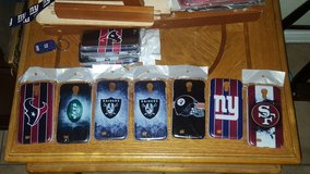 NIB NFL Phone Case Covers for Samsung Galaxy S4 in Fort Bliss, Texas