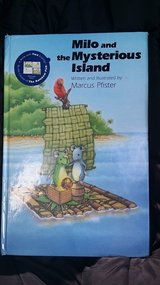Milo and the mysterious island Children book in Okinawa, Japan