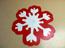 SNOWFLAKE PLACEMATS in St. Charles, Illinois