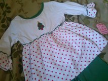 3t Christmas Outfit, New with Tags in Alamogordo, New Mexico