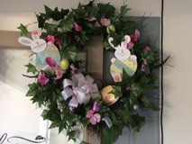 Easter Wreath in Fort Knox, Kentucky