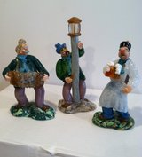 Vintage Colorful Glass Figurines in Lockport, Illinois