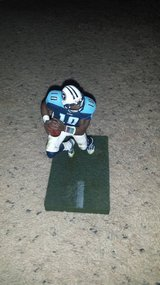 Vince Young McFarlane Figure in Camp Lejeune, North Carolina