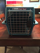 Small Pet Taxi- 18 x 10 Pre-owned (I have 2 of them- one blue, one tan) in Clarksville, Tennessee