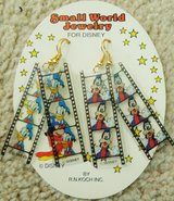 Small World Jewelry for Disney Goofy&Donald Filmstrip earring pair by R.N. Koch in Naperville, Illinois