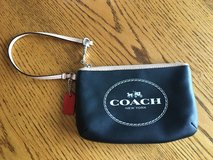 Coach - Horse & Carriage Saffiano Leather Wristlet, Medium in Fort Bragg, North Carolina