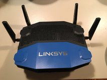 Links wireless router in Byron, Georgia