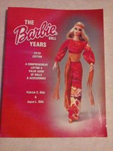Barbie Doll Years Fifth Edition in Naperville, Illinois
