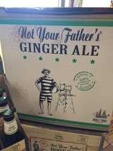 Not your father ginger ale refrigerator in Nellis AFB, Nevada