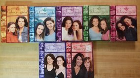 Gilmore Girls season 1-7 complete set in Leesville, Louisiana