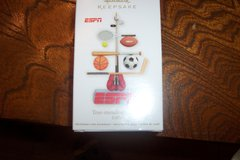 ESPN Christmas ornament Dated 2011 in Conroe, Texas