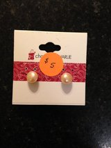 Pearl Pierced earrings in St. Charles, Illinois