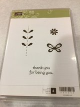 Stampin Up Bold Blossom Acrylic Mount Stamp Set in Chicago, Illinois