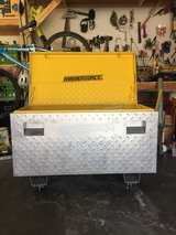 Heavy Duty MasterForce Toolbox/Container for Sale in Fort Riley, Kansas