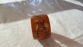 Swedish Napkin Ring - Dated 1909 in Glendale Heights, Illinois