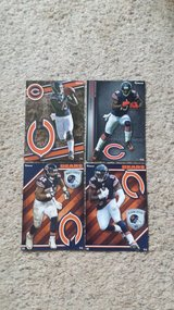 4 - Chicago Bears FATHEADS - NEW in Camp Lejeune, North Carolina