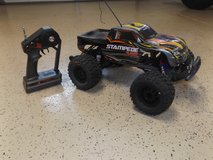 Traxxas Stampede in Camp Pendleton, California
