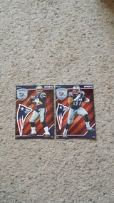 2 New England Patriots FATHEADs - NEW in Camp Lejeune, North Carolina