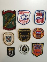 Patches, cloth in Ramstein, Germany