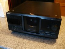 SONY CDP-CX225 200-Disc CD Player Changer in Lockport, Illinois