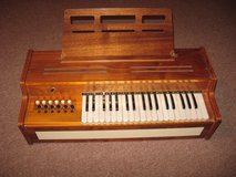Kent portable electric Chord Organ in Plainfield, Illinois