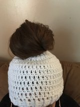 Messy Bun Hat in Fort Campbell, Kentucky