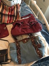 New or Lightly-Used Brand Name Women's Purses in Camp Pendleton, California