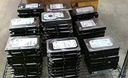 "500 GB SATA hard drives 3.5"" 7200 RPM in Fort Lewis, Washington"
