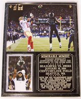*** Richard Sherman #25 Seattle Seahawks NFC Championship Jan 19, 2014 Photo Plaque *** NEW *** in Fort Lewis, Washington