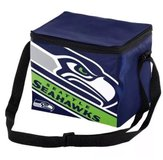 *** SEATTLE SEAHAWKS Insulated 6 pack Cooler / Lunch Box *** NEW in Tacoma, Washington