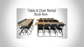 Party Rentals - Tables - Chairs - Tents in Lockport, Illinois