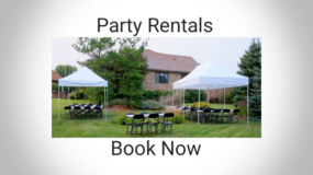 Table and Chair Rental in Orland Park, Illinois