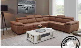 United Furnture - Neuss - Sectional - NEW MODEL in 4 different colors - price includes delivery in Stuttgart, GE