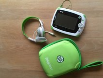 Leapfrog LeapPad 1 (original LeapPad) w/ 25 Games, Case & Earphones in Lockport, Illinois