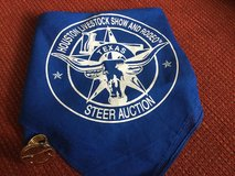 2011 Houston Rodeo Neckerchief and Slide in Kingwood, Texas