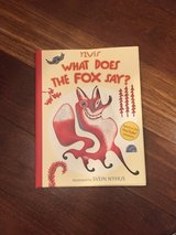What Does the Fox Say?  - New Hardcover Children's Book by Ylvis in Glendale Heights, Illinois