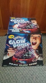 New!  Crayola Color Explosion Glow Dome in Chicago, Illinois