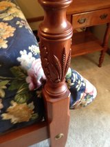 Queen Rice Carved Bedroom Suit in Fort Campbell, Kentucky