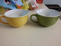 New large soup cups in Yorkville, Illinois