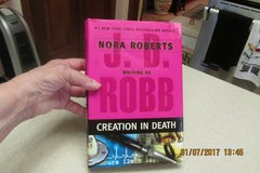 """Creation In Death"" - By Nora Roberts Under The Pen Name J. D. Robb in Kingwood, Texas"