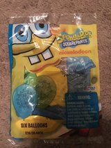 NIP Spongebob Balloons in Beaufort, South Carolina